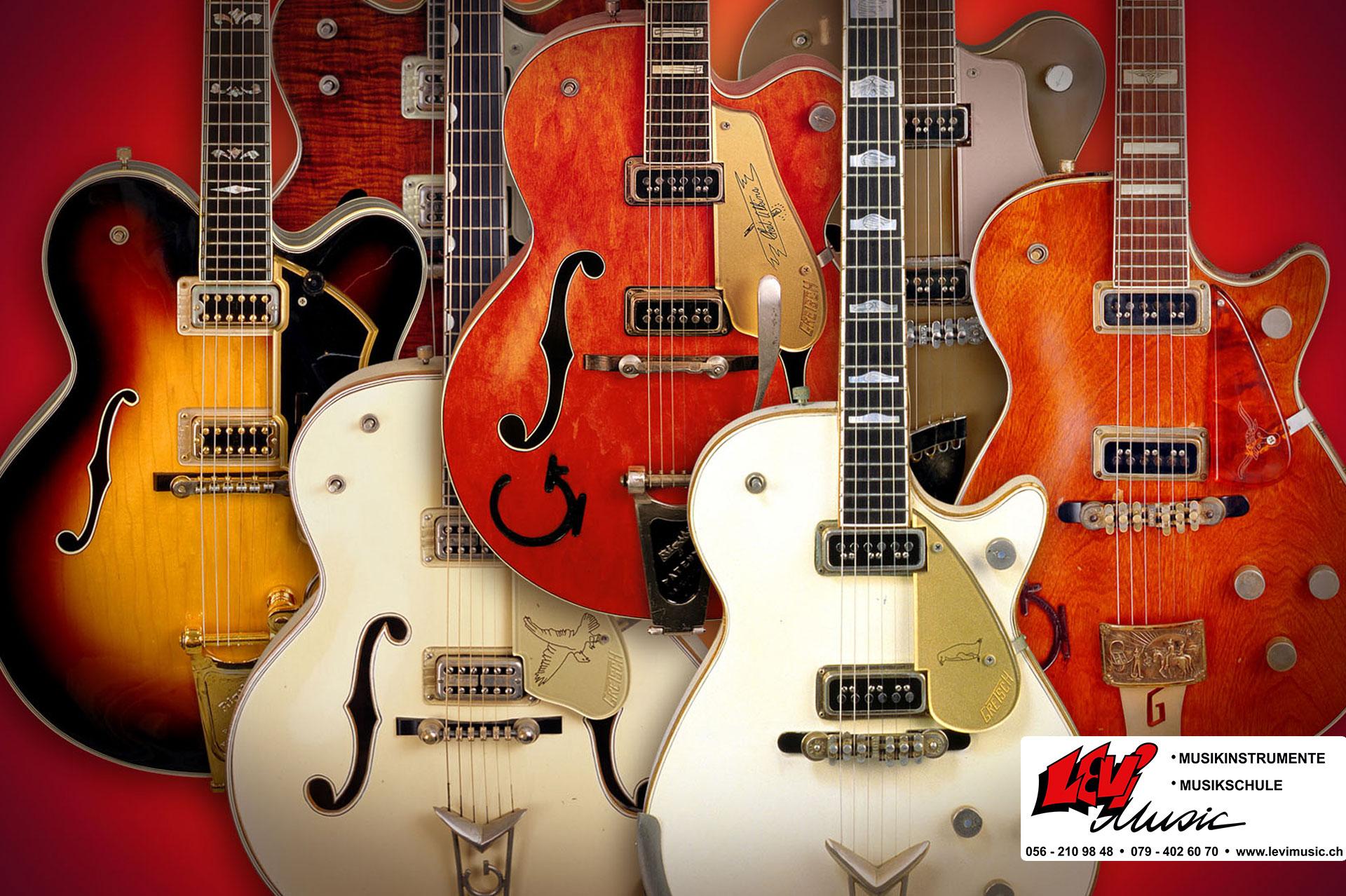 Levi Music - Musikinstrumente